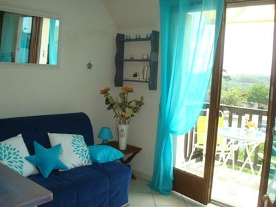 Photo for Warm 2-room et 3-star flat fully renovated to new