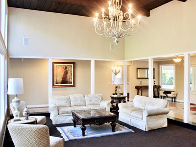 """Photo for Why rent a Hotel? 2 families can live in style in your own """"Home away from Home"""""""