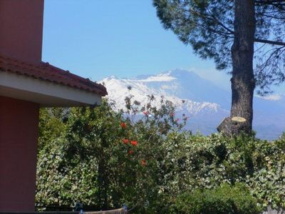 Photo for Etna hill apartment from 2 to 7 beds - 30 minutes from Taormina