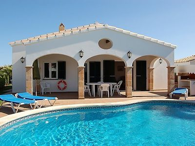 Photo for Vacation home Villas Begonias V3D AC 04  in Cala'n Bosch, Menorca - 6 persons, 3 bedrooms