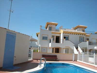 Photo for Comfortable apartment with swimming pool on your doorstep