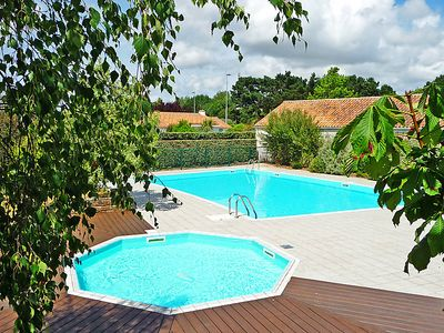 Photo for One bedroom Apartment, sleeps 4 in Sainte-Marie with Pool