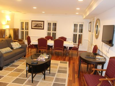 Photo for 3 Spacious Condos with Free Parking Conveniently Located near the Metro