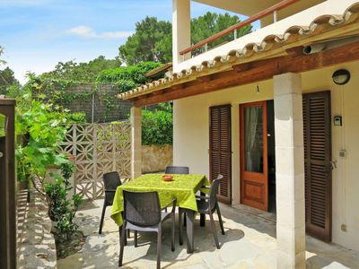 Photo for Apartment Clara A (CSV175) in Cala San Vicente - 4 persons, 2 bedrooms