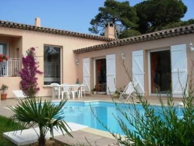 Photo for Holiday house Sainte-Maxime for 1 - 6 persons with 3 bedrooms - Holiday home