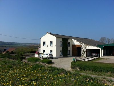 Photo for Beautiful cottage 7 people with stunning views