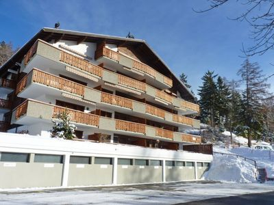 Photo for Apartment Domino B 45  in Ovronnaz, Valais - 4 persons, 1 bedroom
