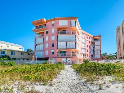 Photo for Enjoy Gulf Front Views in a Smaller Condo Building!