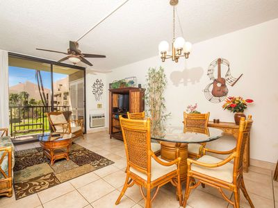Photo for Easy Maui Living! Full Kitchen, WiFi, Washer/Dryer, Lanai–Kamaole Sands 5213