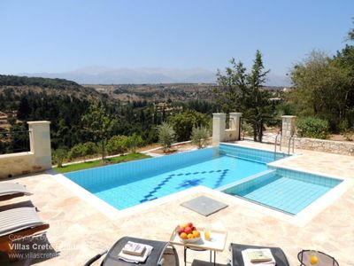 Photo for Villa Galini Chania retreat in beautiful surroundings