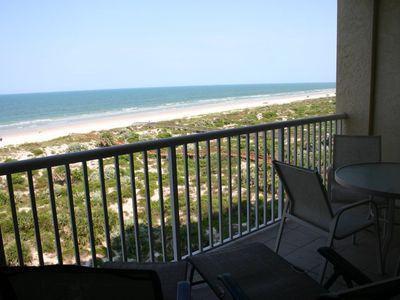 Photo for Minorca's Andros Building #603 - Direct oceanfront luxury 3/2 condo!
