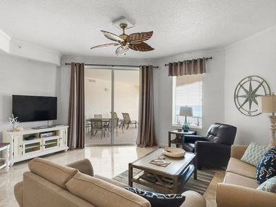 Photo for Pet-Friendly, Stunning Gulf Views from this 4th-Floor, 3-Bedroom Condo.