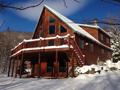 Photo for True North at Sunday River  4 Miles to Lodge  In Desirable Powder Ridge