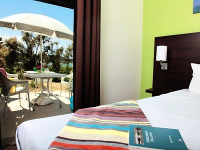 Photo for Club Belambra Golfe de Lozari *** - 3 Rooms 5 Persons Duplex Comfort
