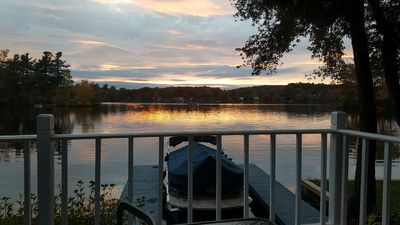 Photo for Heaven Cant Wait, On Beautiful Kinderhook Lake , Fish, kayak, canoe, pwr boat