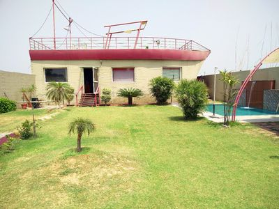 Photo for Boathouse - Vacation Villa with a Punjabi Flavour