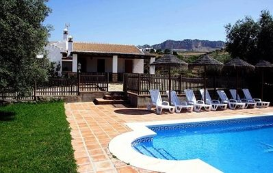 Photo for Self catering Finca del Río for 8 people