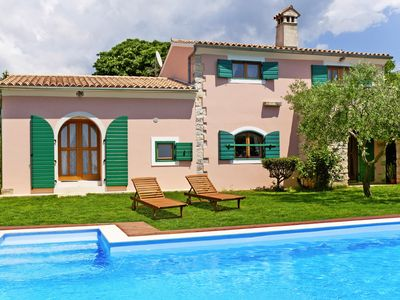 Photo for Holiday house Franciska * 3000 m2 garden, olive grove, private pool