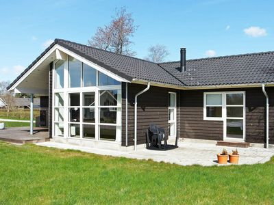 Photo for Upscale Holiday Home in Hadsund with whirlpool and terrace