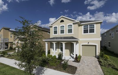Photo for Luxurious and Beautiful Modern 5BR Home, Near Disney, amazing private pool! 1625
