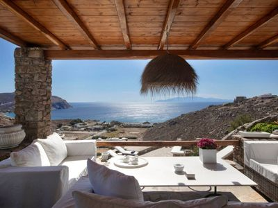 Photo for 7BR Villa Vacation Rental in Mikonos