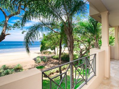 Photo for Sol y Mar-Beachfront and Beautiful - 3 bedroom/3 bathroom