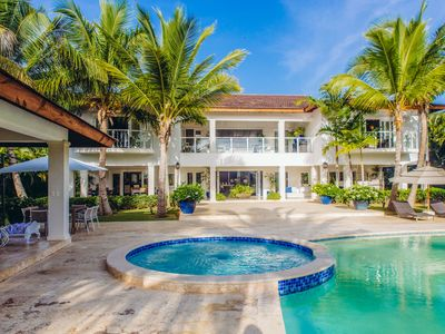 Photo for 6BR Villa Vacation Rental in La Romana