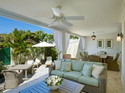 Photo for Stunning 4 bedroom at exceptional Mullins Bay Beach