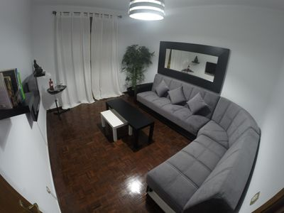 Photo for Holiday House, Wi-Fi, A / C, cable TV, 5 minutes from the airport and downtown Faro