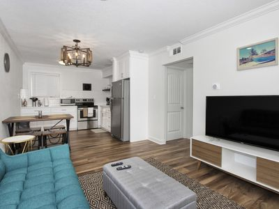 Photo for Dune Cottage Salt Suite (Boutique 2-Bed/2-Bath Condo with Beach Access)