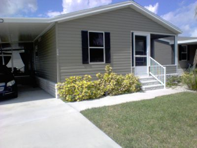 Photo for 55 Plus community gated. Close to Disney. Grand children welcome