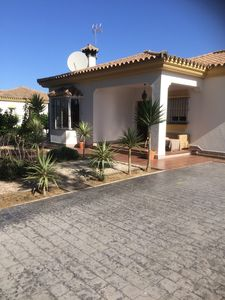 Photo for 3 Bed Villa, Totally private Pool, Pretty Garden, WIFI free unlimited