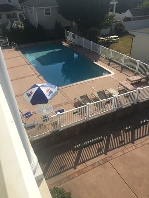 Photo for Beautiful 2 Bedroom Condo with Large Pool perfect for your Summer Vacation!