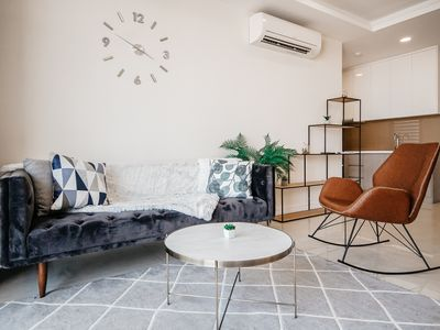 Photo for Spacious apartment with gorgeous view in Ho Chi Minh City