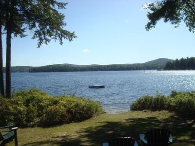 Photo for Beautiful Lake Sunapee Col, 4BR/2.5bths W / Lake Access