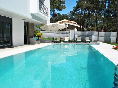 Photo for Villa 25 - A lovely modern style Villa in a calm area with a large size pool and lots of natural lighting