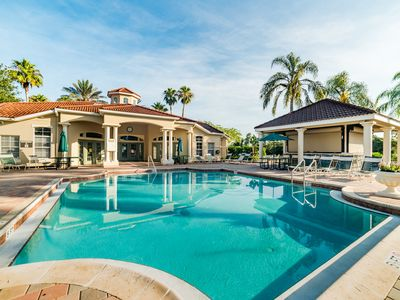 Photo for Near to Disney/Universal/Outlets - Pool Villa w/ Resort Amenities!