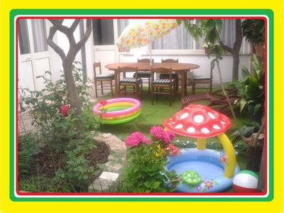 Photo for ***** WONDERFULL ( 10 places ) CENTRAL AREA inner courtyard *****