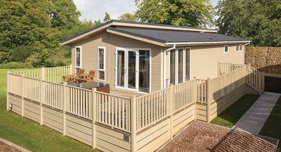 Photo for 2 Bedroom Signature Lodge at Norfolk Park
