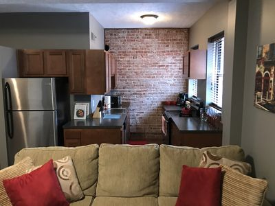 Photo for ❤️ Downtown Loft Apartment > Close to Everything ❤️