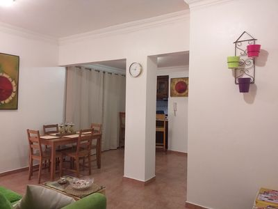 Photo for Relaxing and silent apartment.