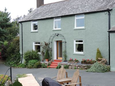 Photo for NEAR BANK COTTAGE, pet friendly in Waberthwaite, Ref 922732