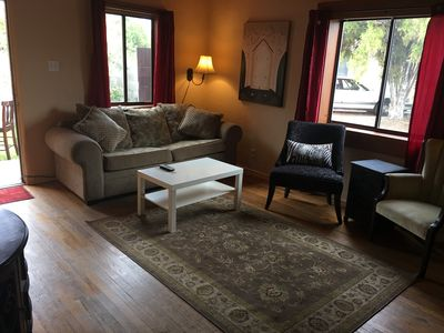 Photo for Comfortable 2BED, all inclusive minutes  from historic RT 66.  Cozy and Quiet.