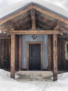 Photo for New Custom Built Rustic Condos Minutes from Glacier!Building 338 Unit #1