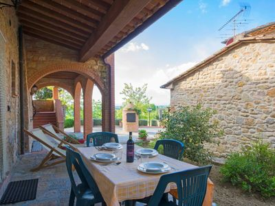 Photo for 2BR Apartment Vacation Rental in Volterra