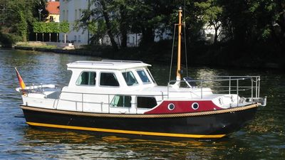 Photo for Yacht Linssen DS 260 OC for 2 + 1 persons.