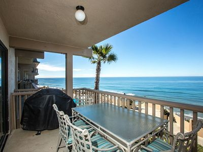 Photo for In Need Some Beach Therapy?? 1 BR Oceanfront Condo In The Del Mar Beach Club
