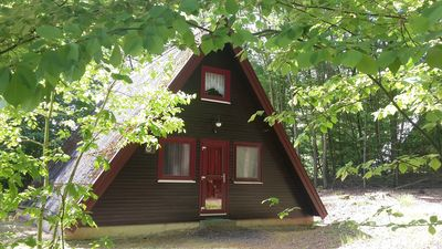 Photo for Idyllic holiday home in a Scandinavian style, walking distance from the beach
