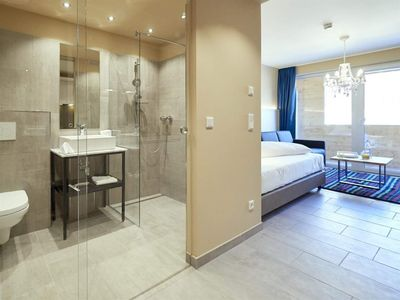 Photo for Single room view - Hotel Haus Weitblick