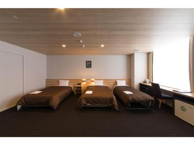 Photo for Limited to 1 room per day Triple room for 3 peop / Izumisano Osaka